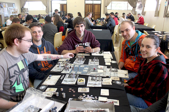 timeless board games party
