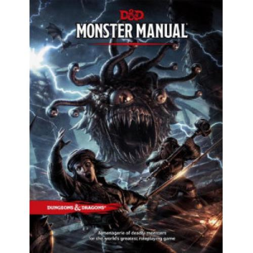 buy dungeons dragons monster manual 5th ed board game rh timelessboardgames co za monster manual 4e pdf monster manual 4th edition pdf