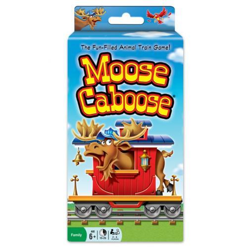 Buy Moose Caboose board game | Timeless Board Games